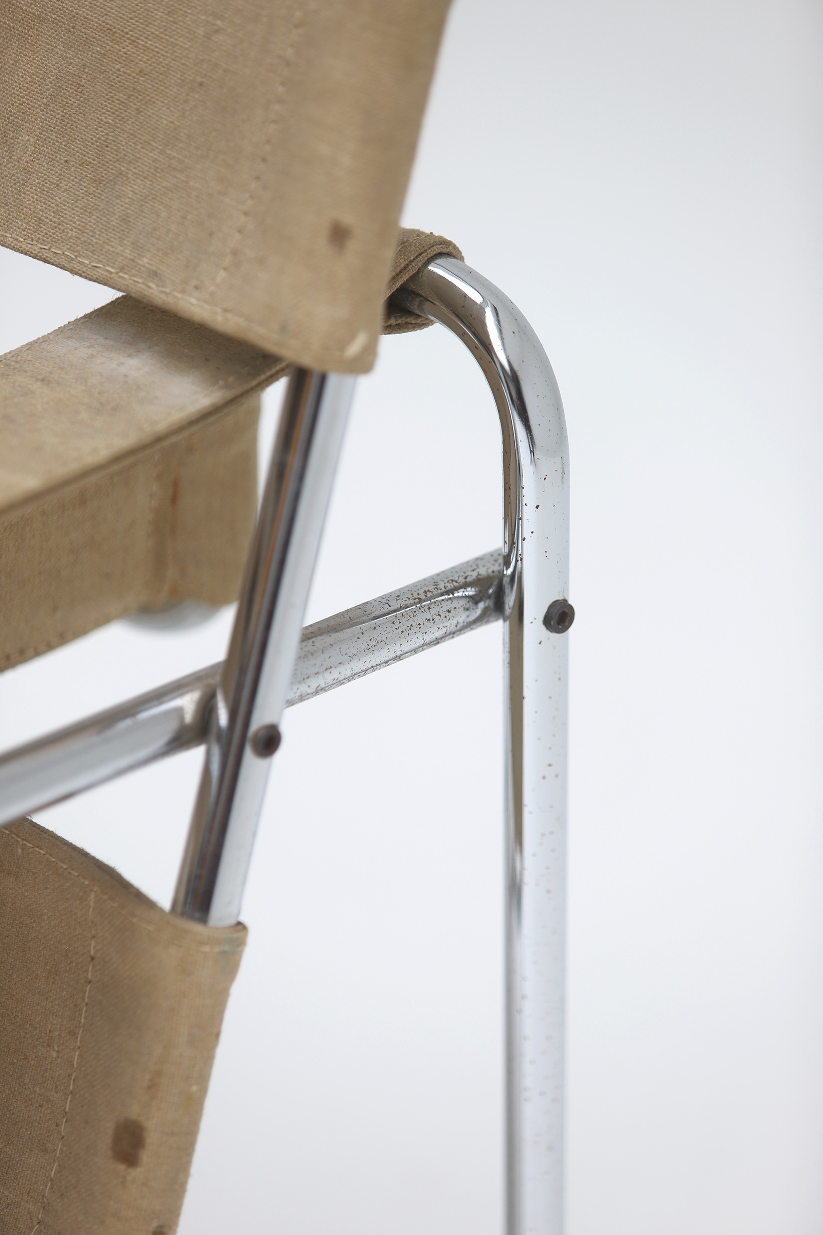 Pair of Wassily Chairs by Marcel Breuer for Gavinaimage 13