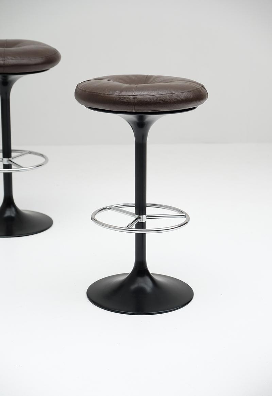 Borge Johansson Bar Stools by Johansson Designimage 6