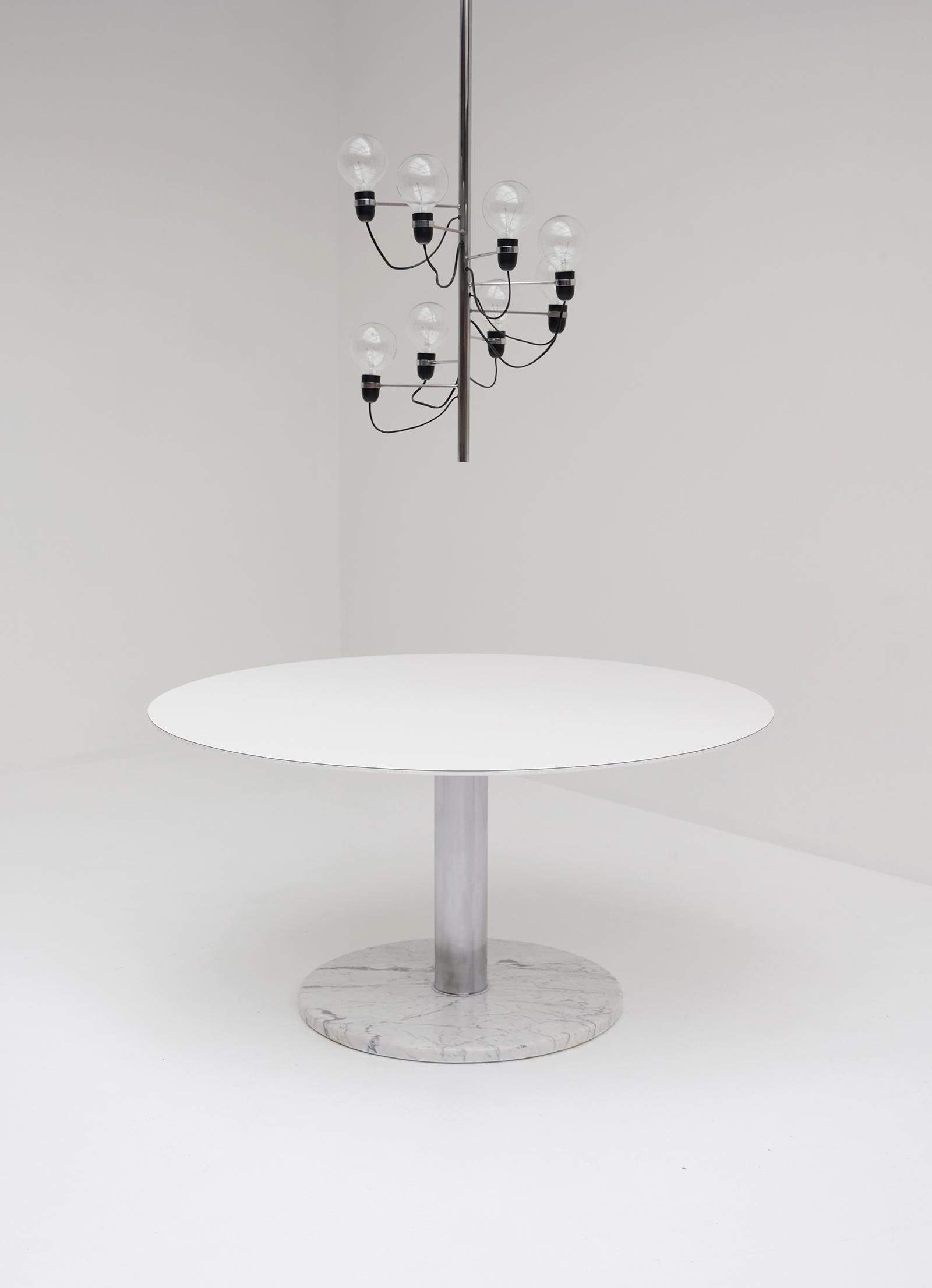 Alfred Hendrickx Round Dining Tableimage 7