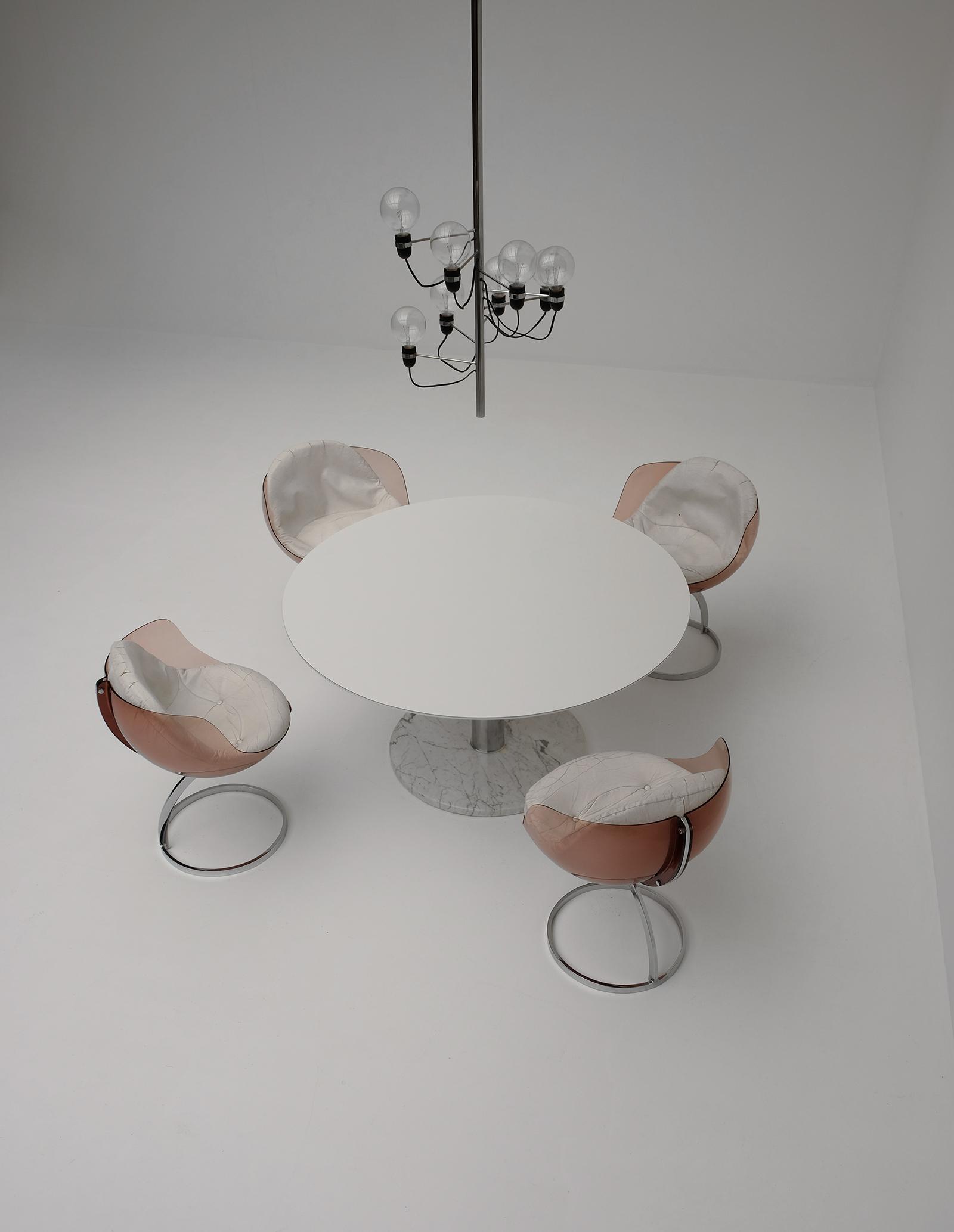 Alfred Hendrickx Round Dining Tableimage 8
