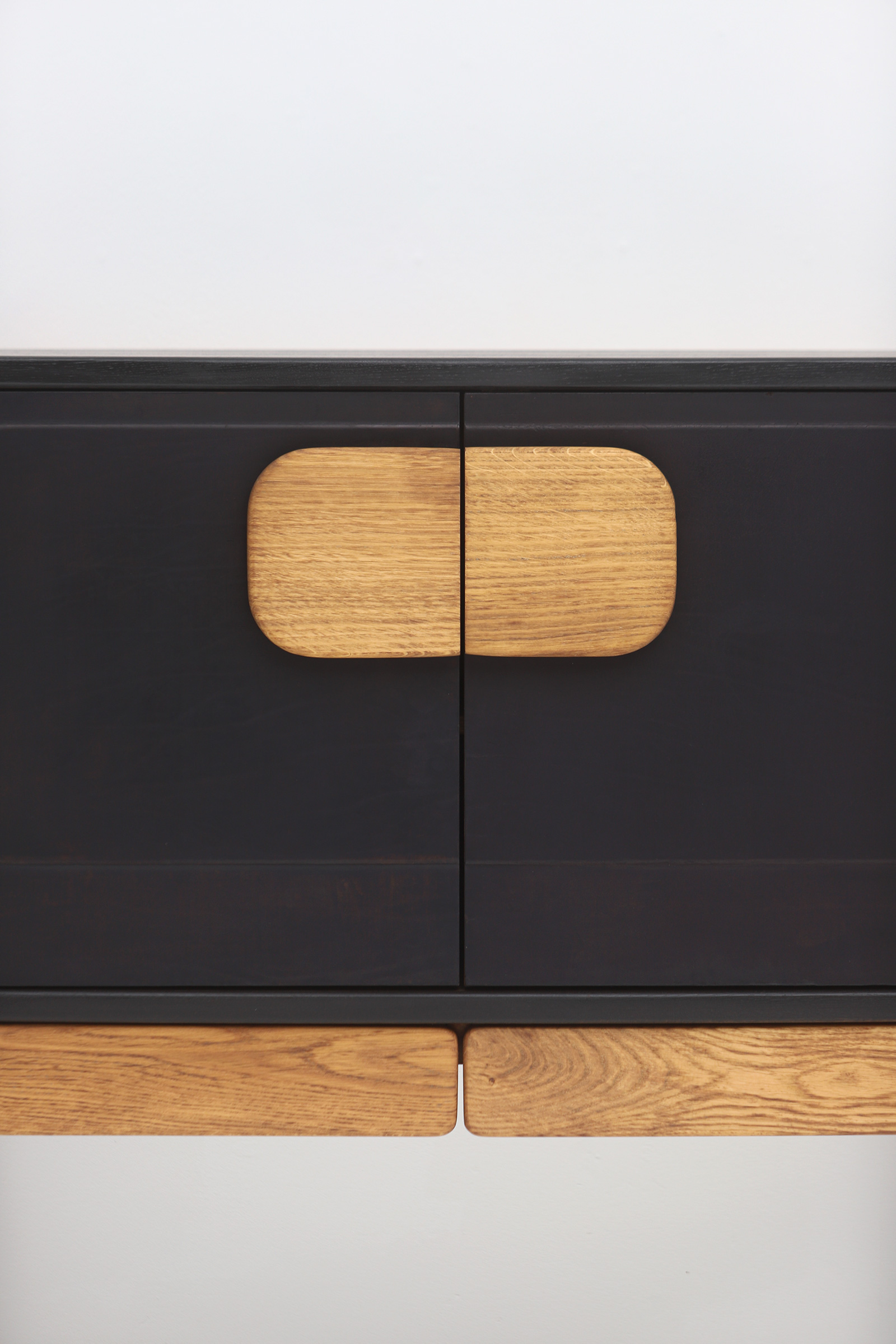 1970 tall wooden cabinetimage 5