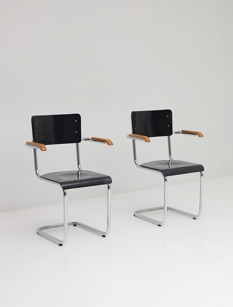 Bauhaus Cantilever Armchairsimage 1