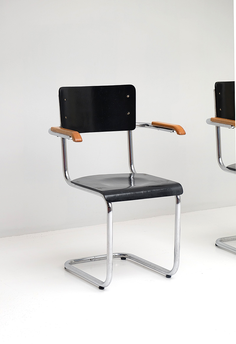 Bauhaus Cantilever Armchairsimage 2
