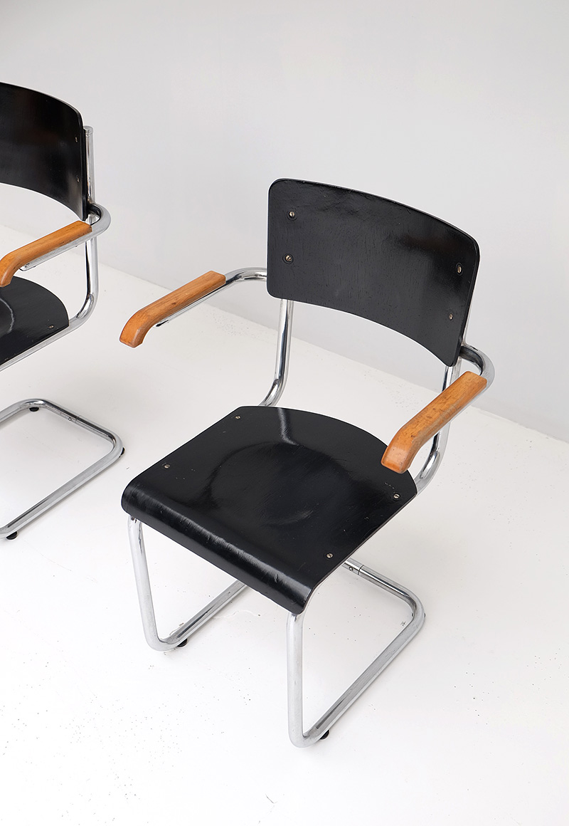 Bauhaus Cantilever Armchairsimage 4
