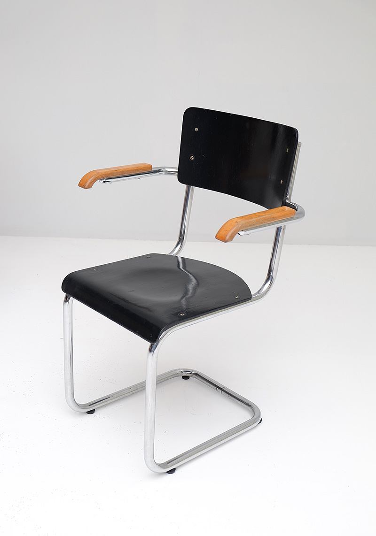 Bauhaus Cantilever Armchairsimage 6