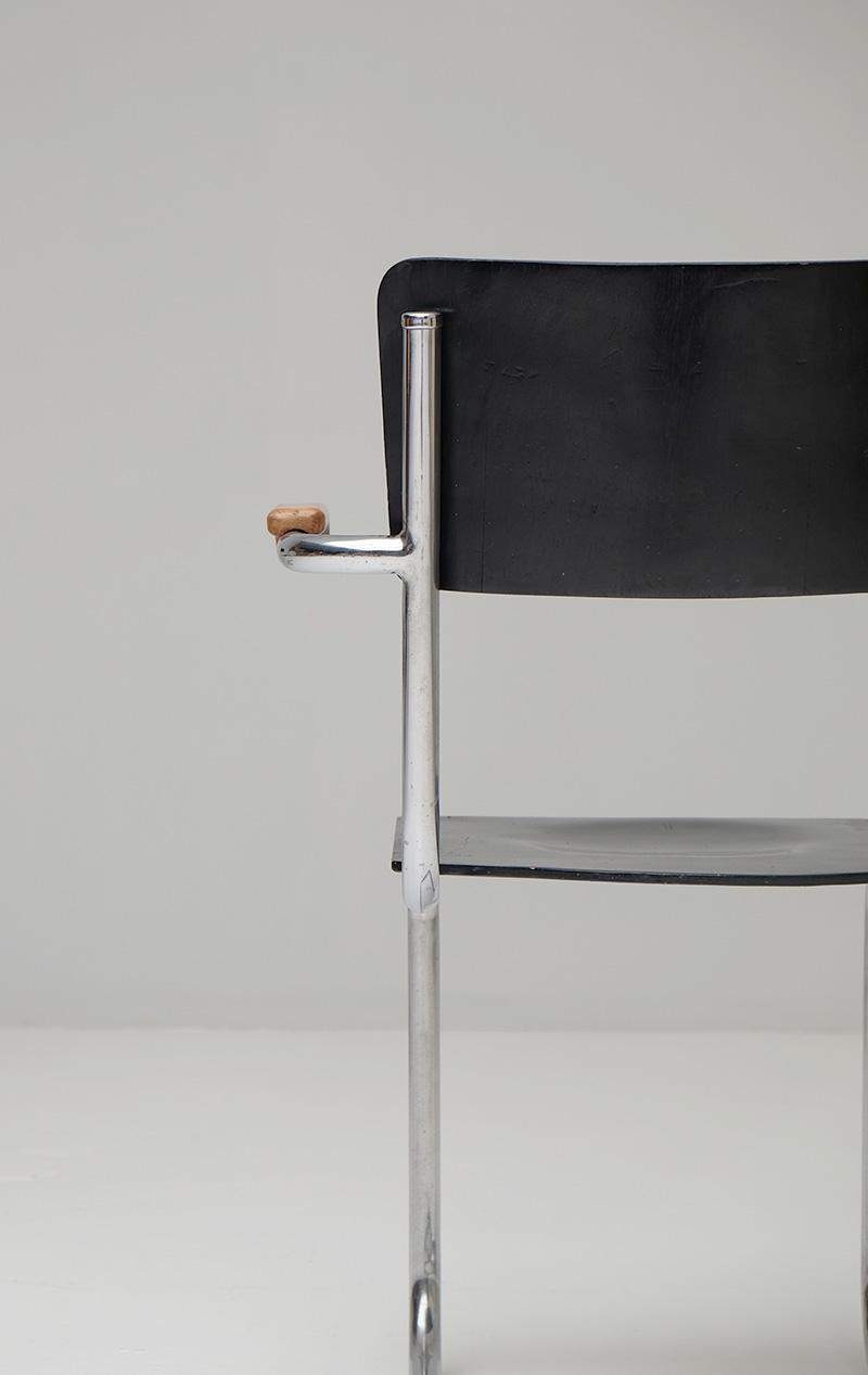 Bauhaus Cantilever Armchairsimage 8