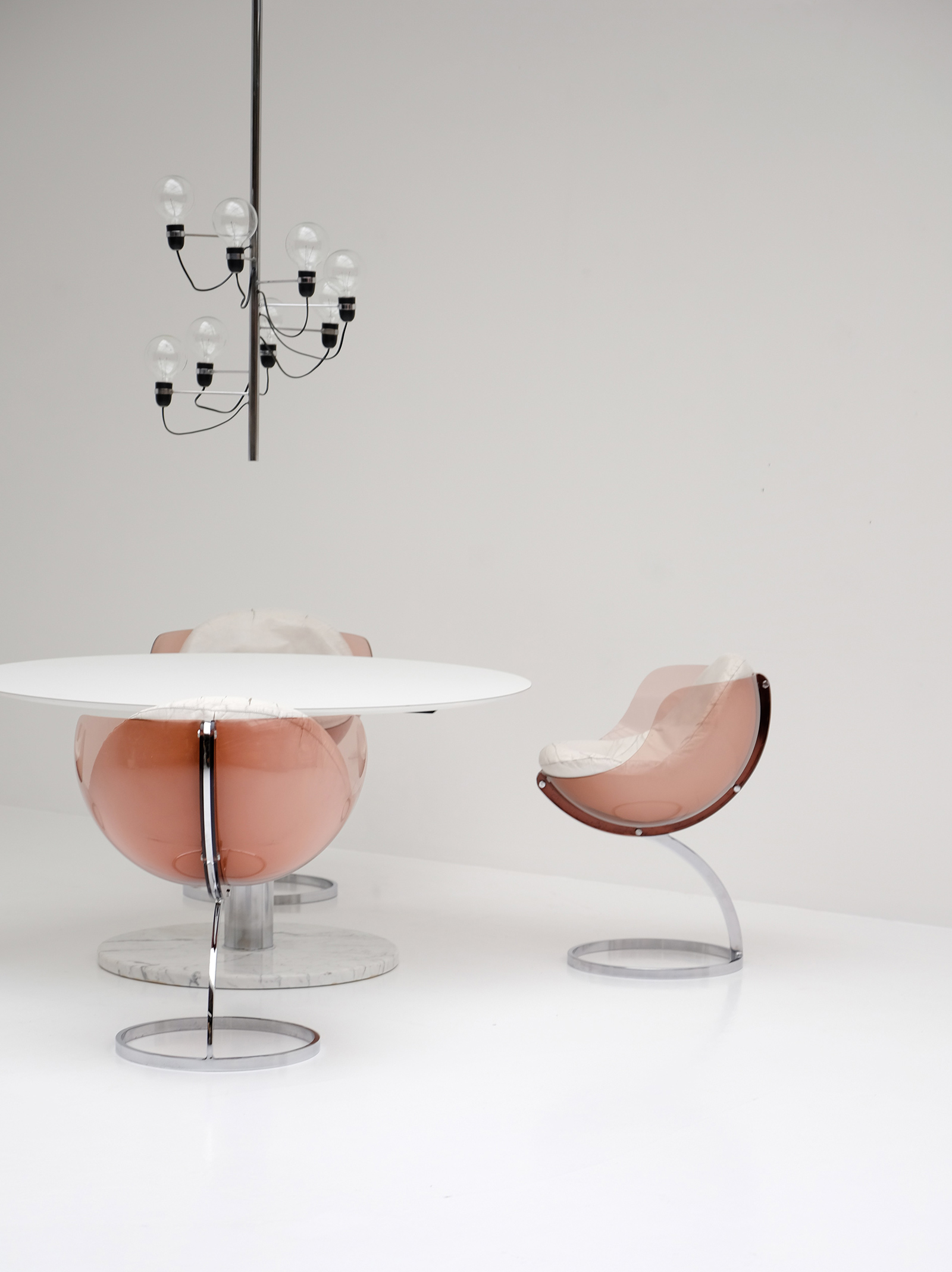 Boris Tabacoff Sphere Chairs Mobillier Modulaire Modernimage 1