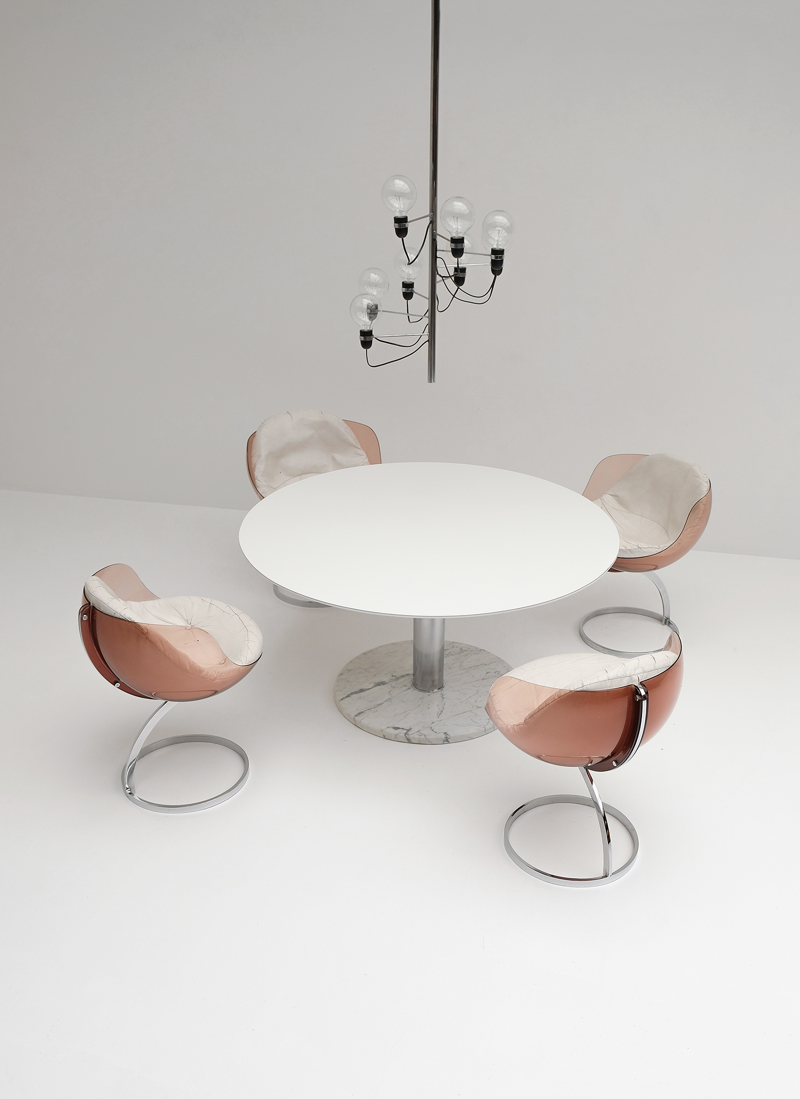 Boris Tabacoff Sphere Chairs Mobillier Modulaire Modernimage 3
