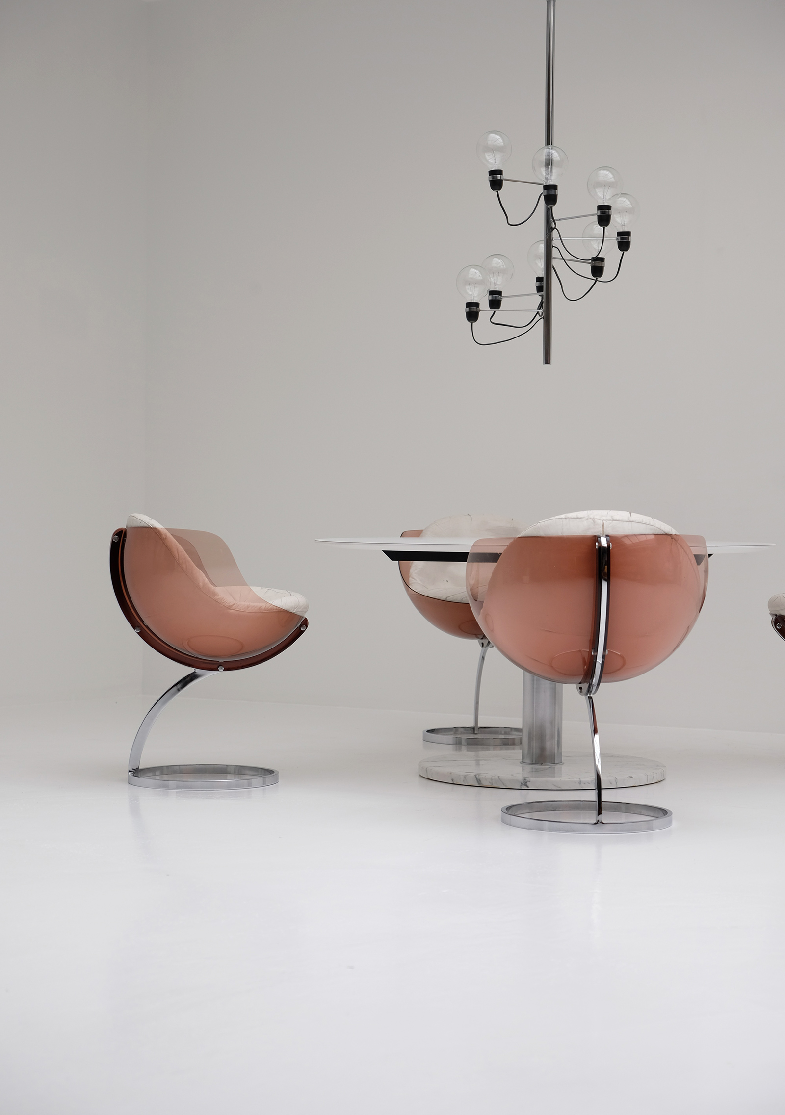 Boris Tabacoff Sphere Chairs Mobillier Modulaire Modernimage 9