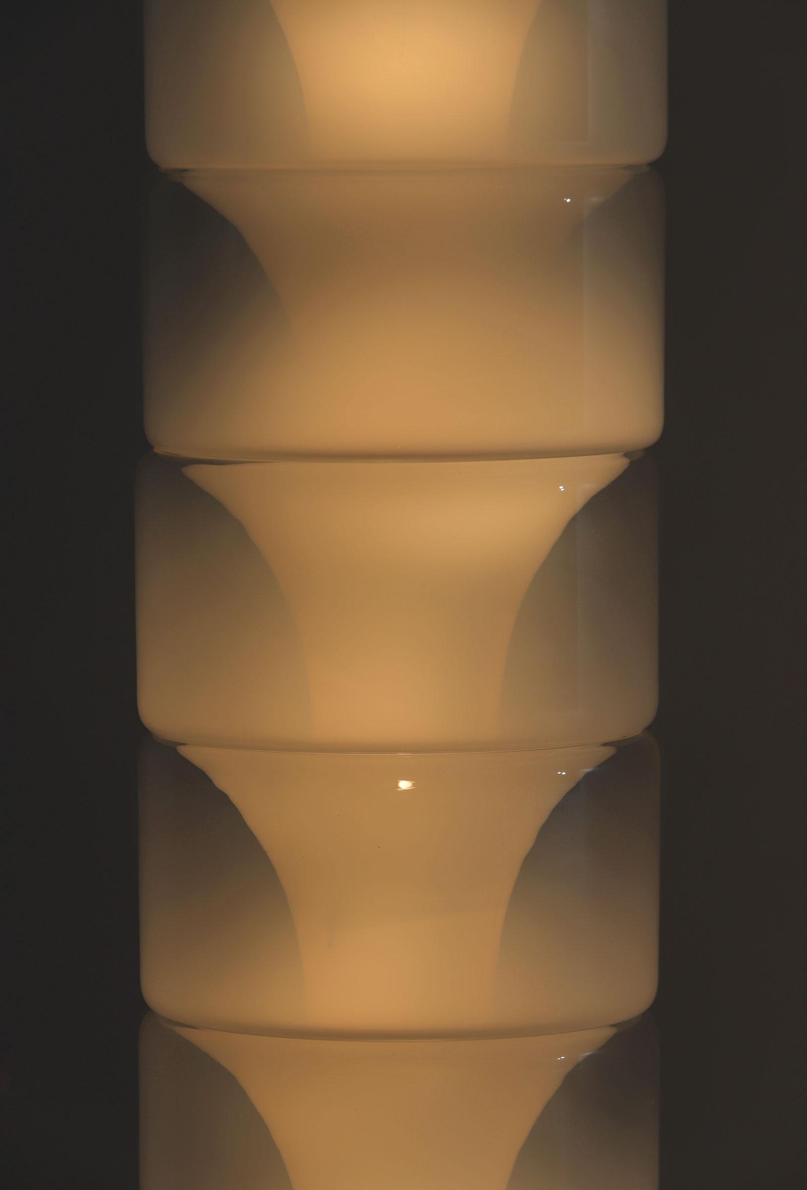 LT316 floor lamp by Carlo Nason for Mazzegaimage 7