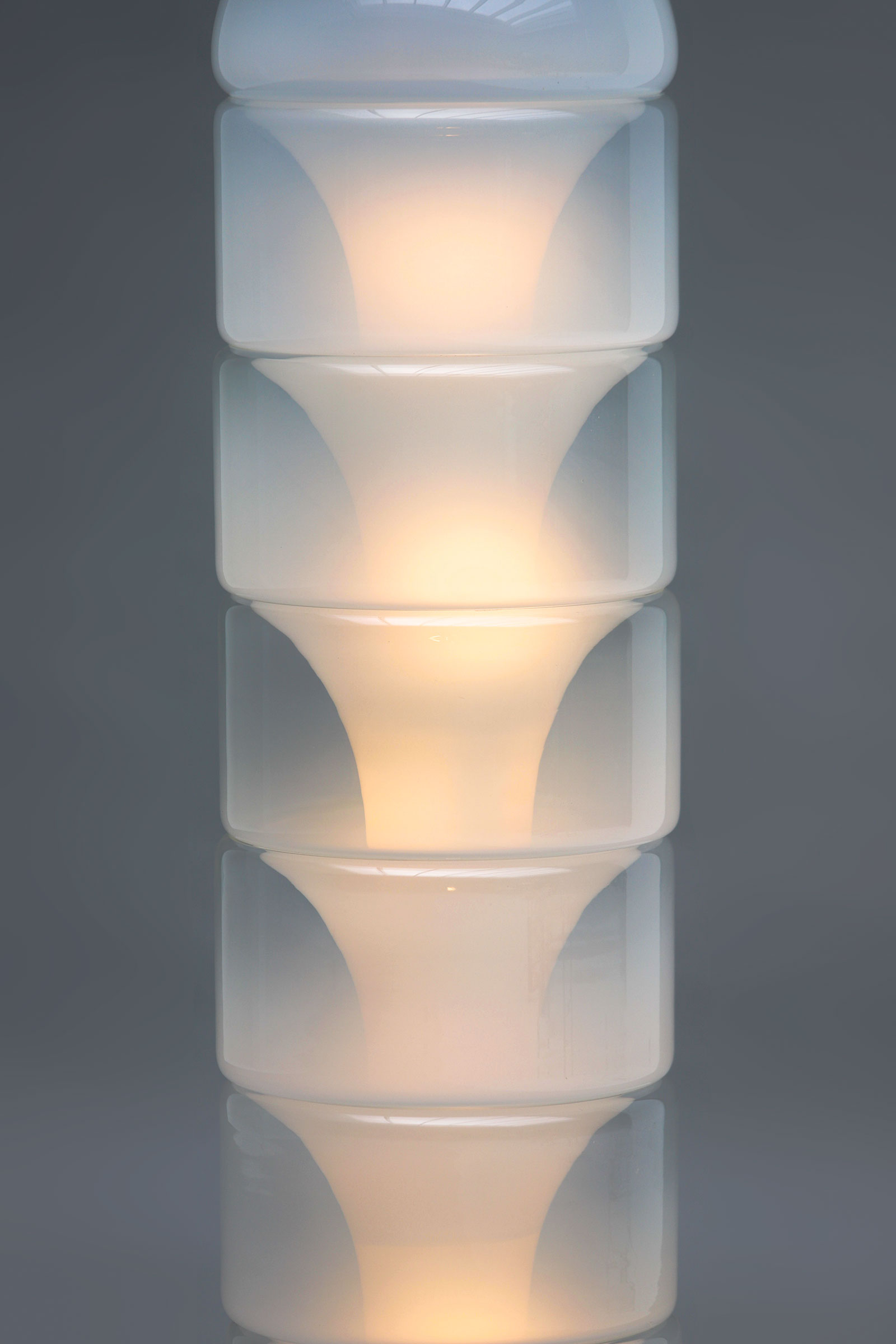 LT316 floor lamp by Carlo Nason for Mazzegaimage 5