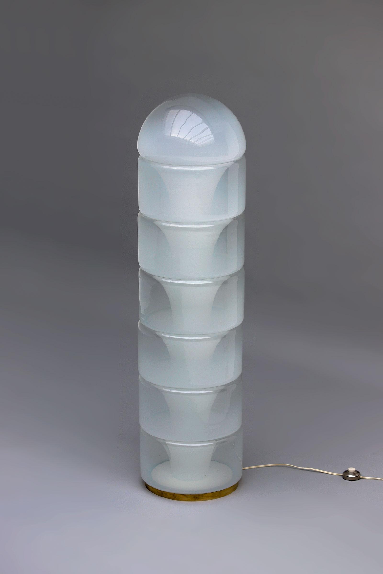 LT316 floor lamp by Carlo Nason for Mazzegaimage 4