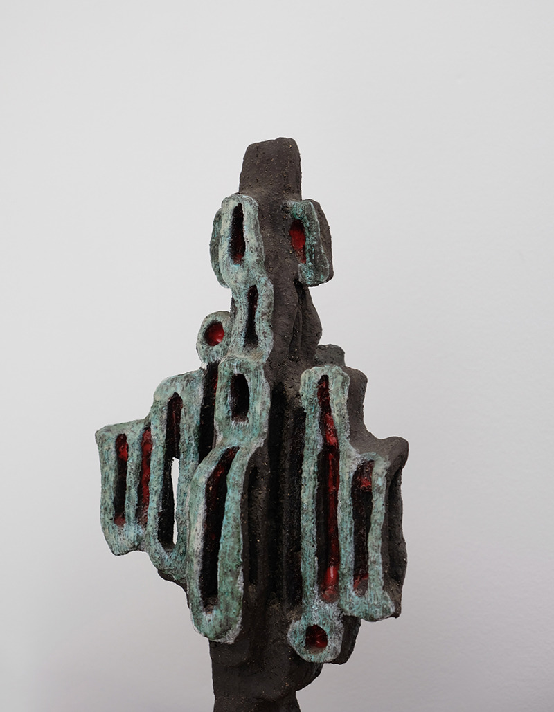 Sculptural Ceramic Work circa 1960simage 3