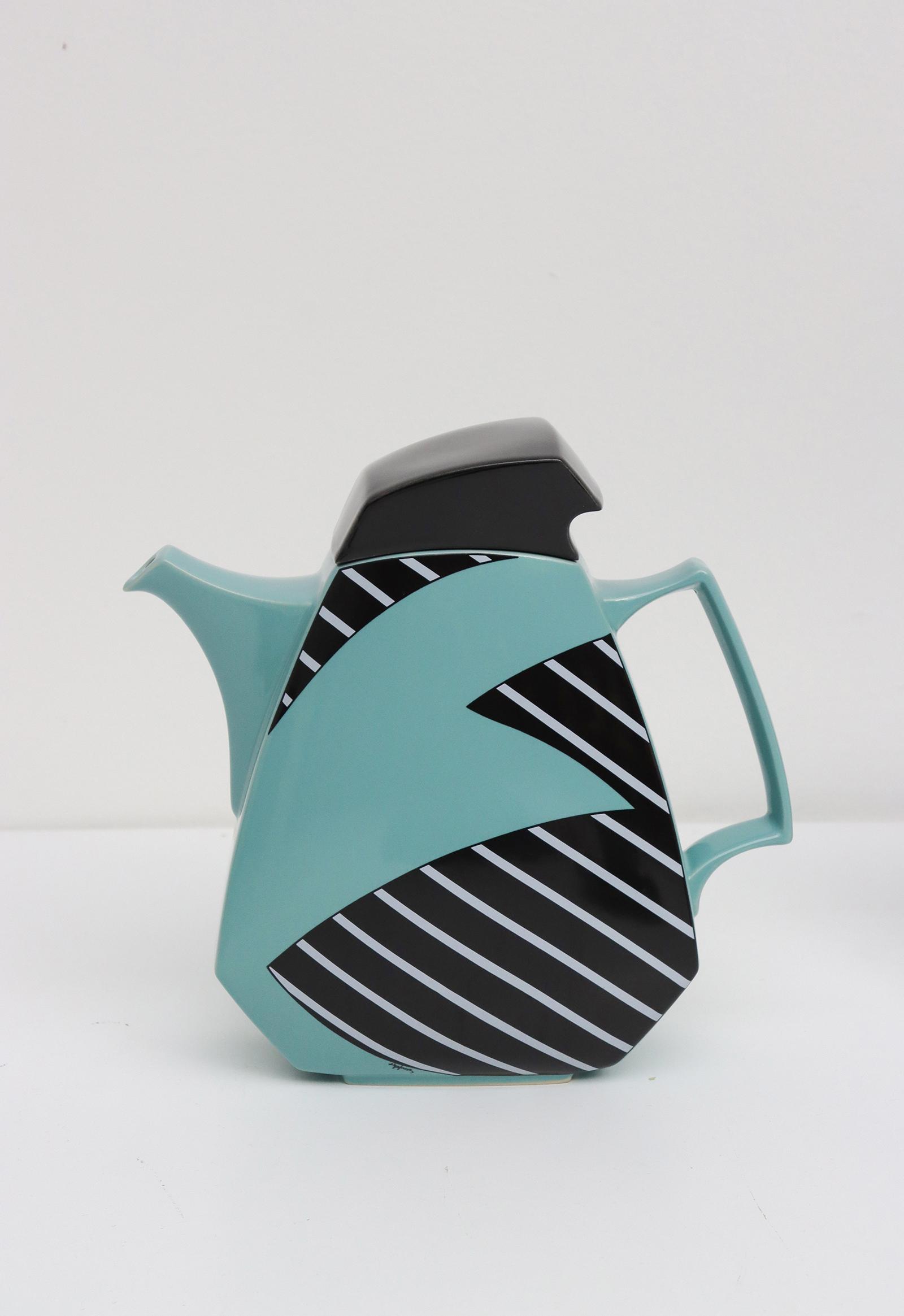 Flash Coffee and tea set by Dorothy Hafner for Rosenthalimage 3