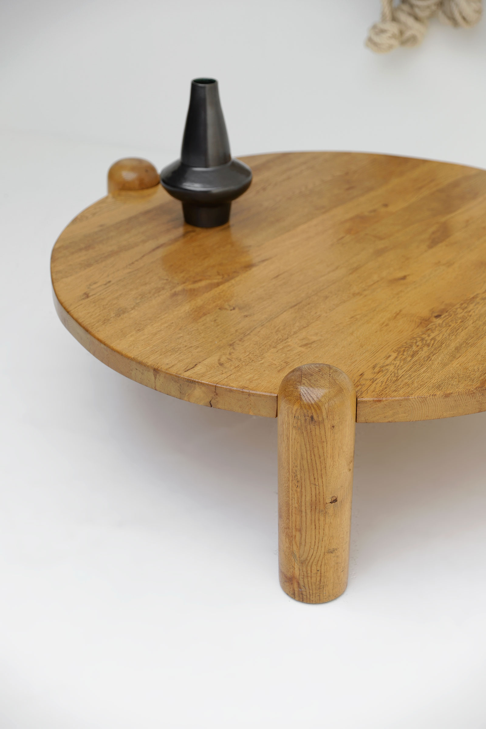 1960S Oak Decorative Coffee Table