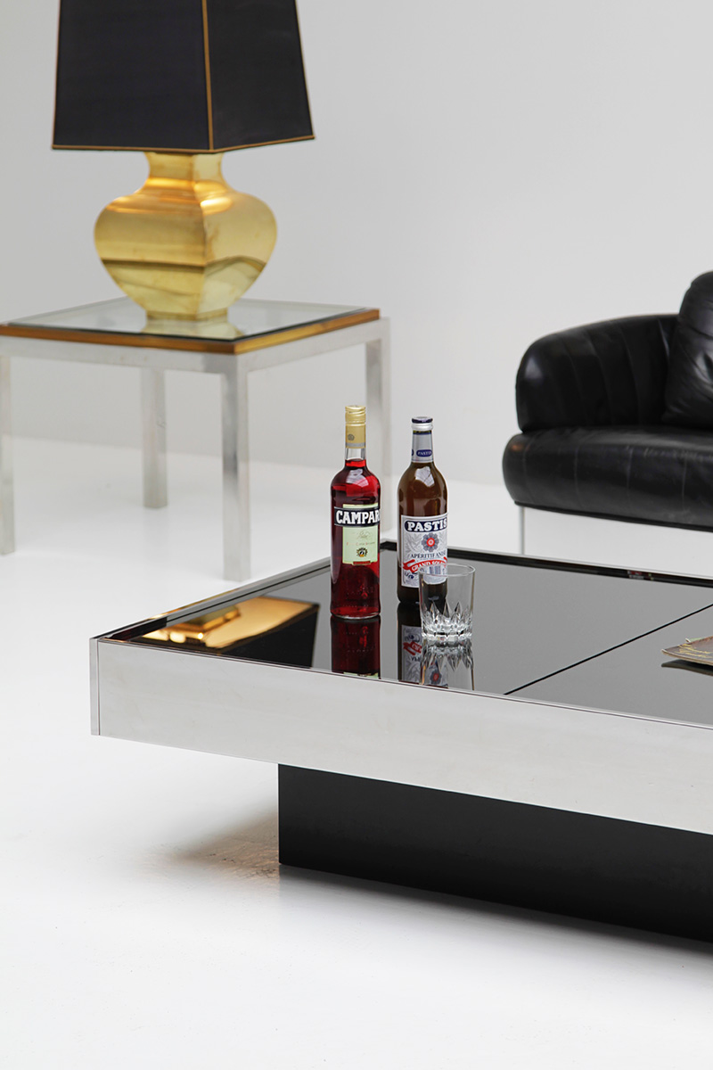 Cidue Coffee Table Willy Rizzo
