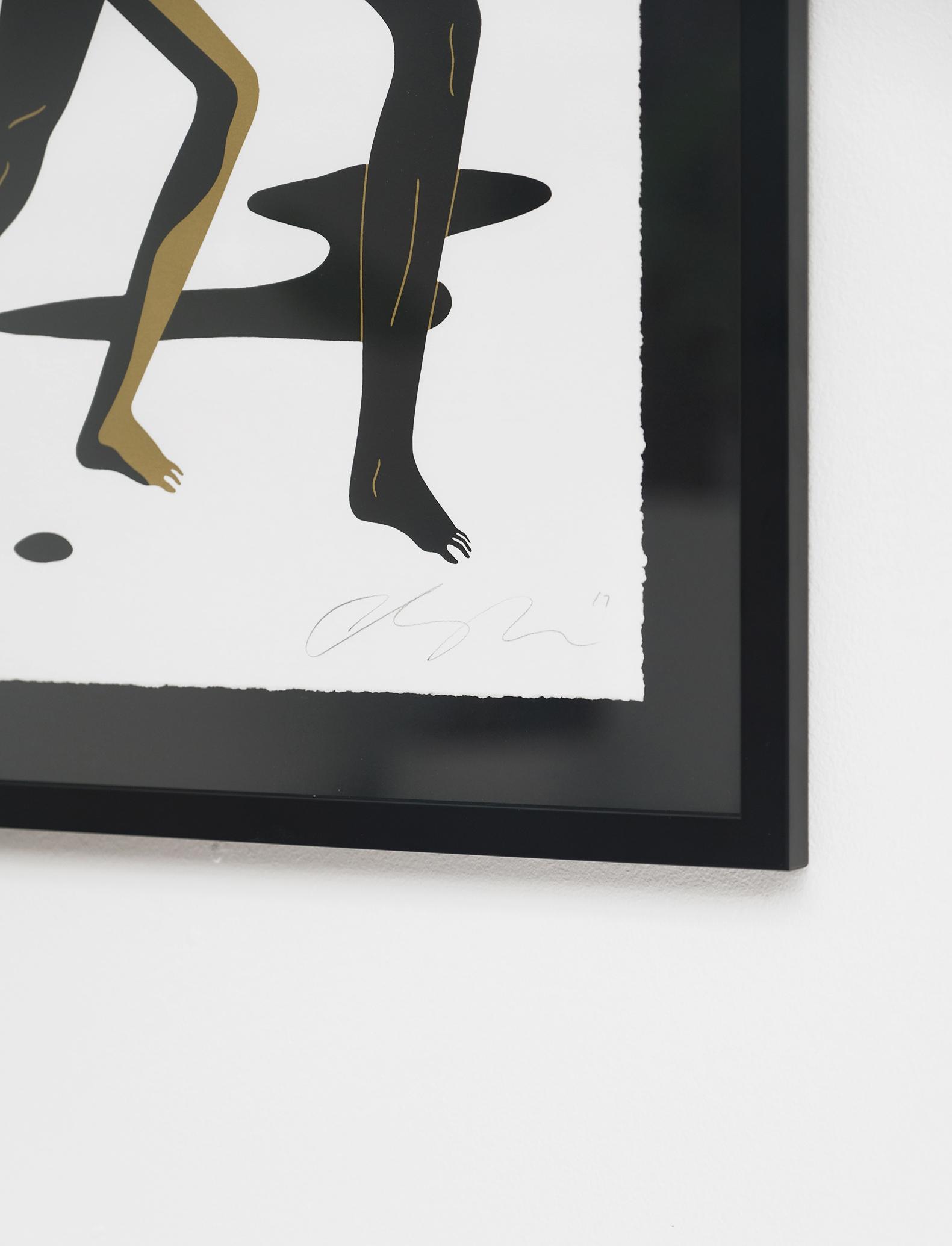 Cleon Peterson Silk Screen Print