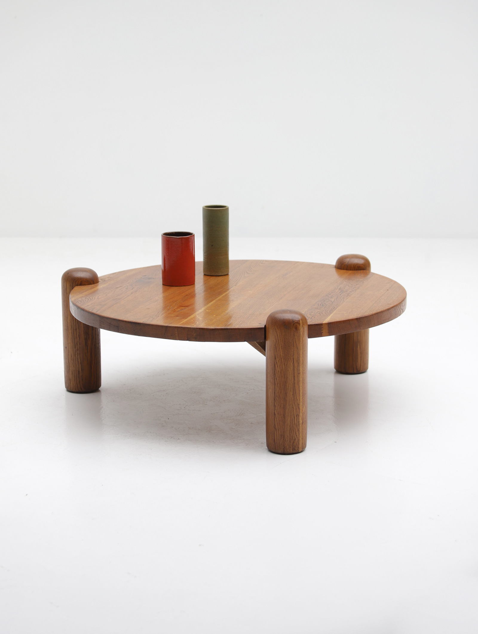 1960s oak Coffee Table image 1