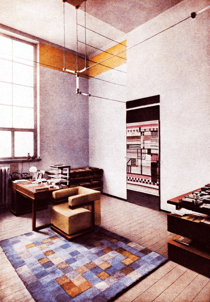 F51 Armchairs Walter Gropius Bauhaus Weimarimage 9