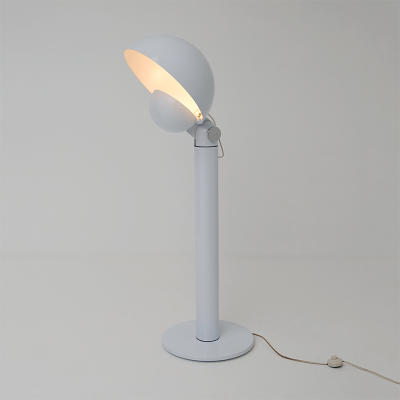 CUFFIA FLOOR LAMP BY FRANCESCO BUZZI