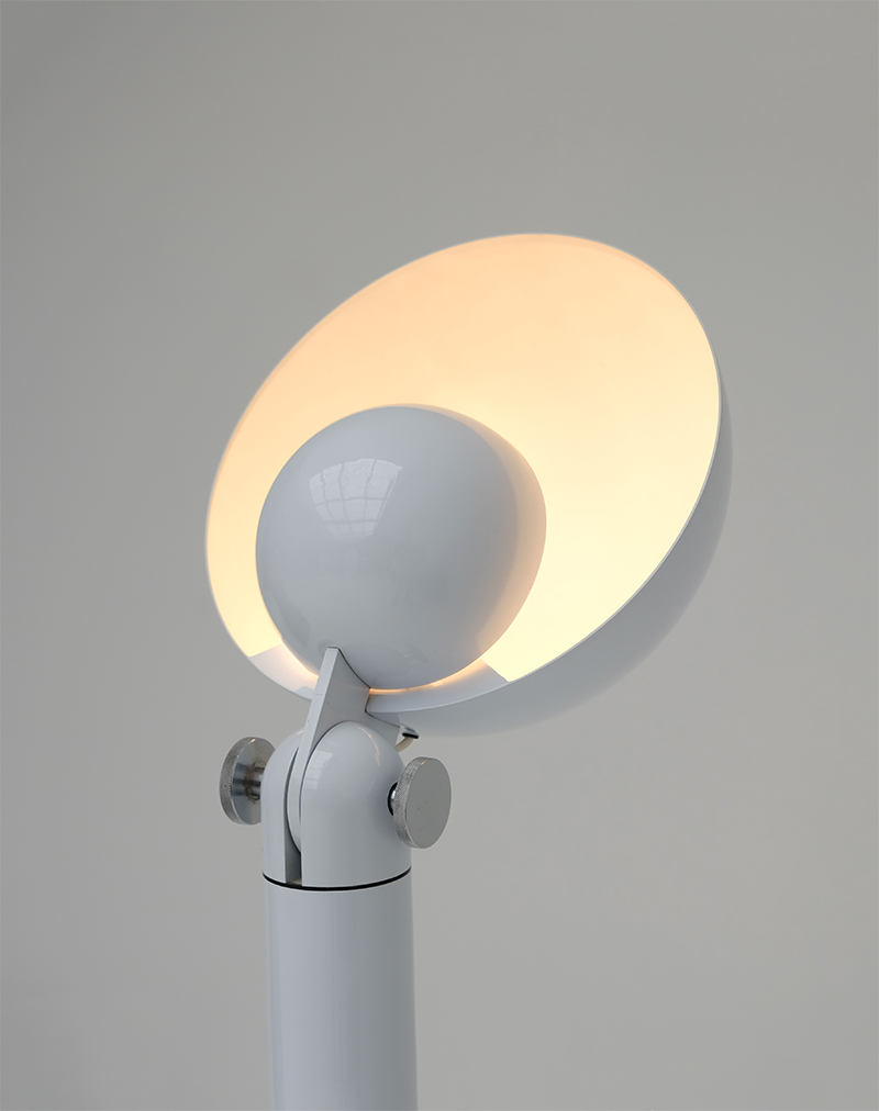 CUFFIA FLOOR LAMP BY FRANCESCO BUZZIimage 7
