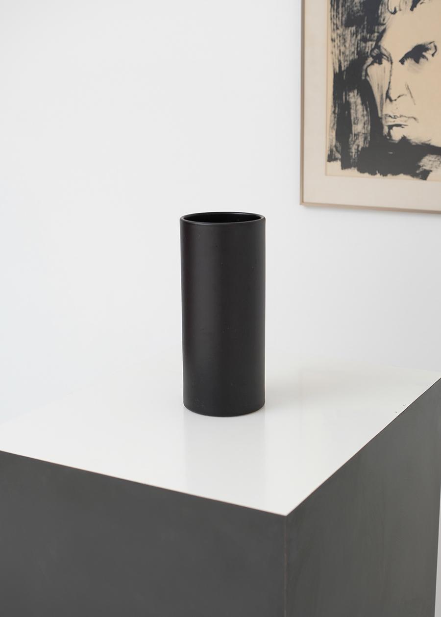 Decorative Cylindrical Vase