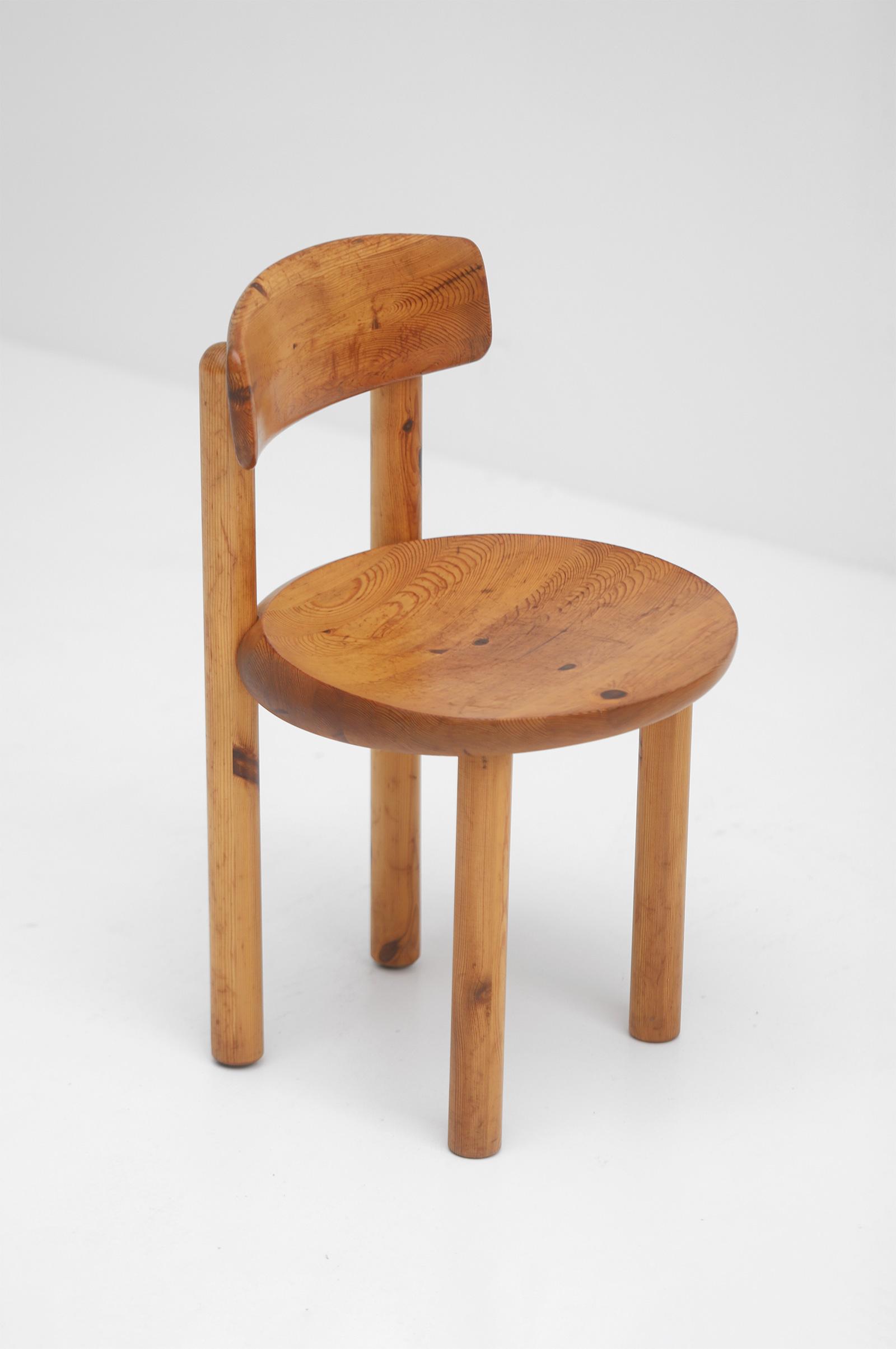 5 Daumiller Pinewood Chairsimage 7