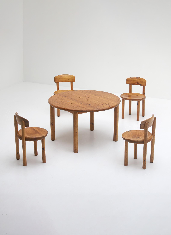 5 Daumiller Pinewood Chairsimage 3