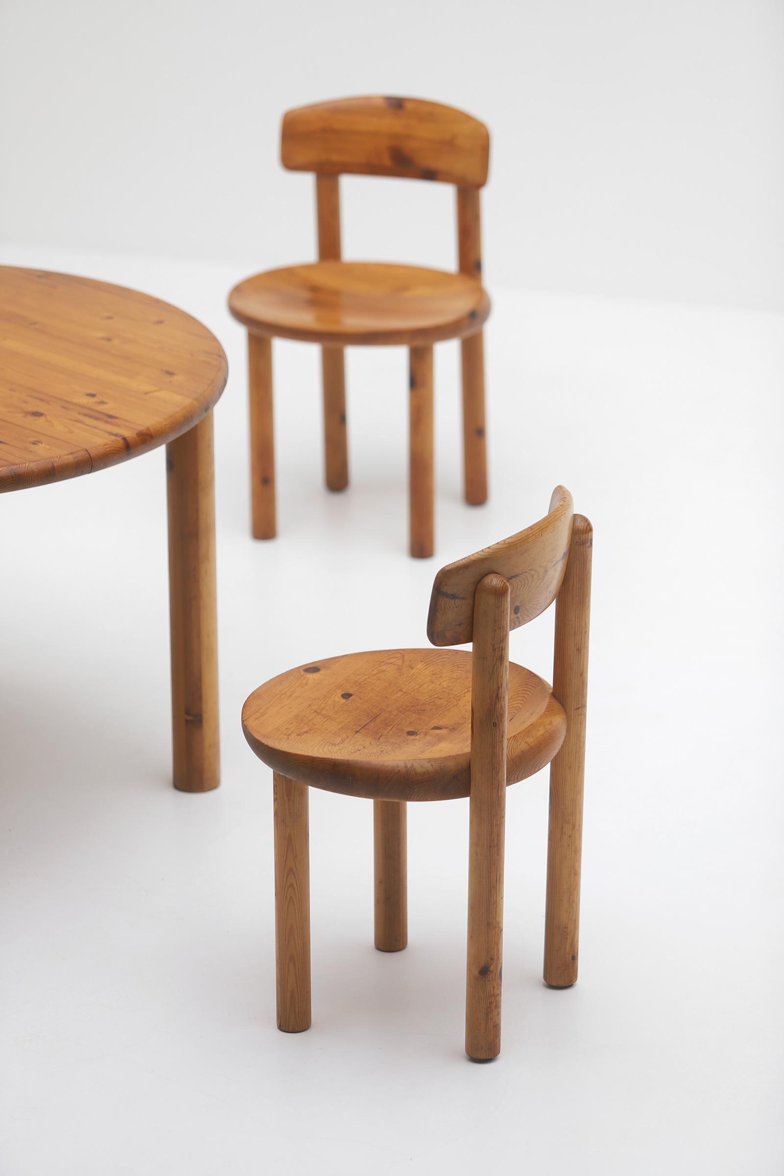 5 Daumiller Pinewood Chairsimage 4