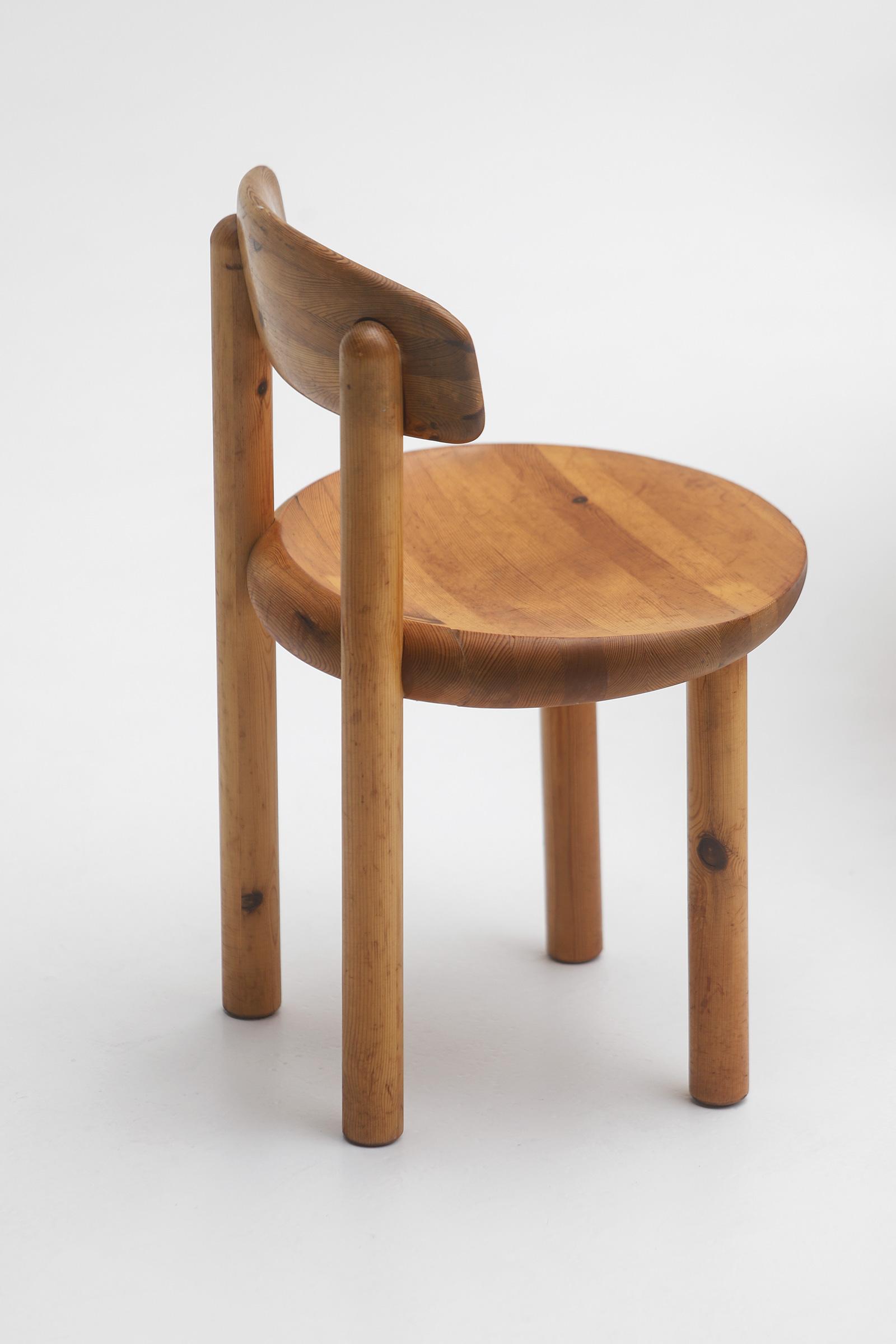 5 Daumiller Pinewood Chairsimage 5