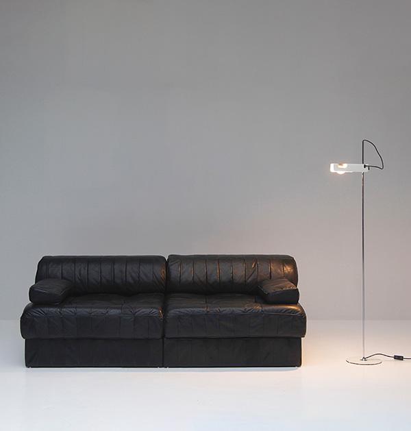 Leather Sofa by De Sedeimage 1