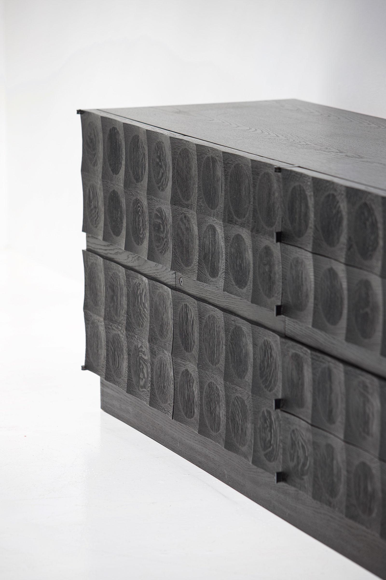 De Coene Brutalist Sideboard 1970s
