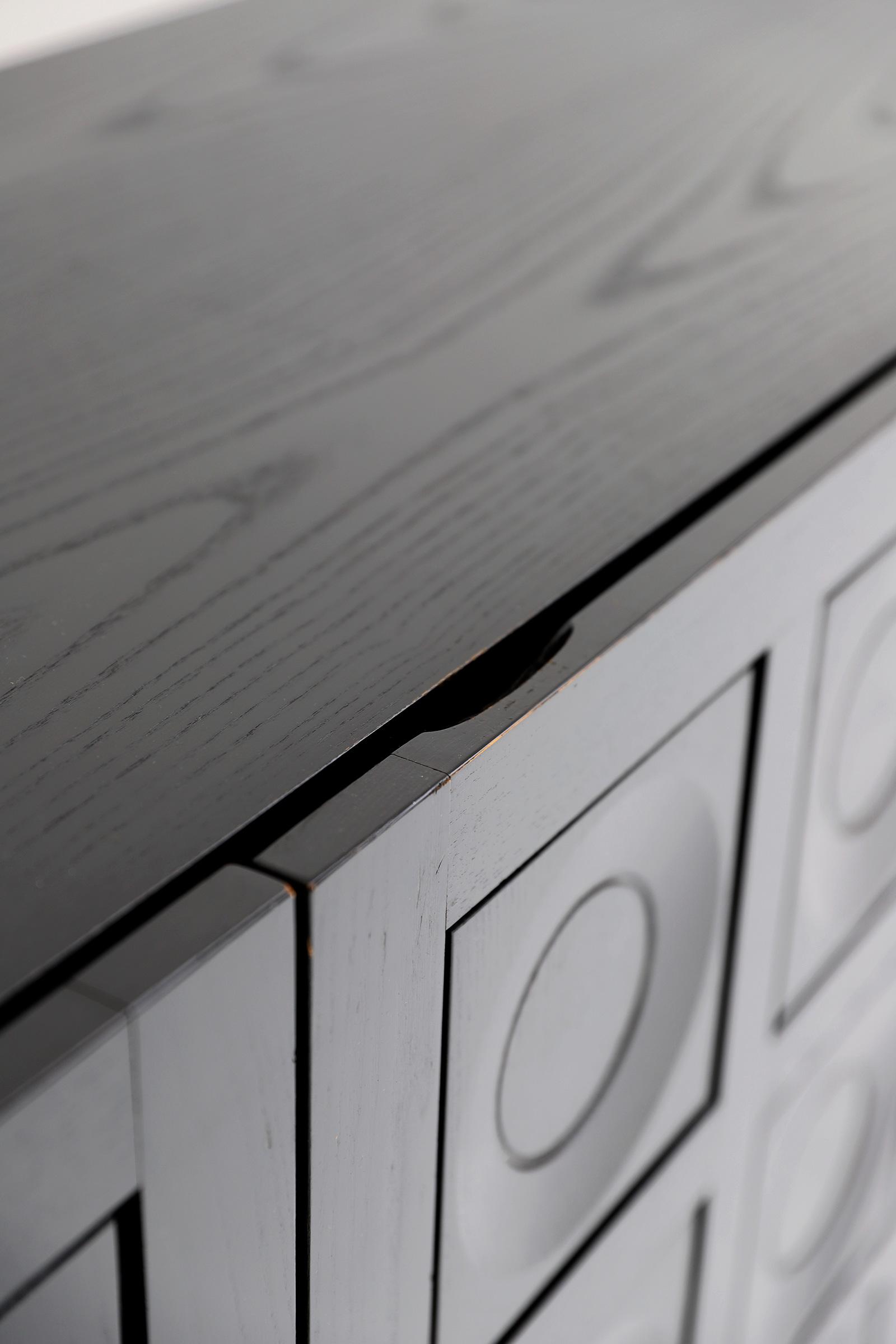 Defour 1970s Sideboard Graphic doorsimage 9