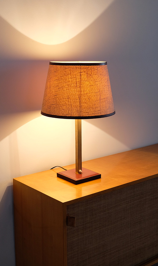 DELVAUX TABLE OR DESK LAMP image 1