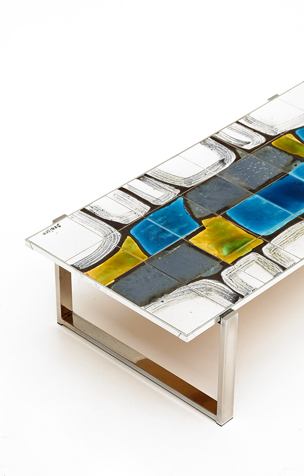 DECORATIVE TABLES BY BELARTI / DENISCO image 2