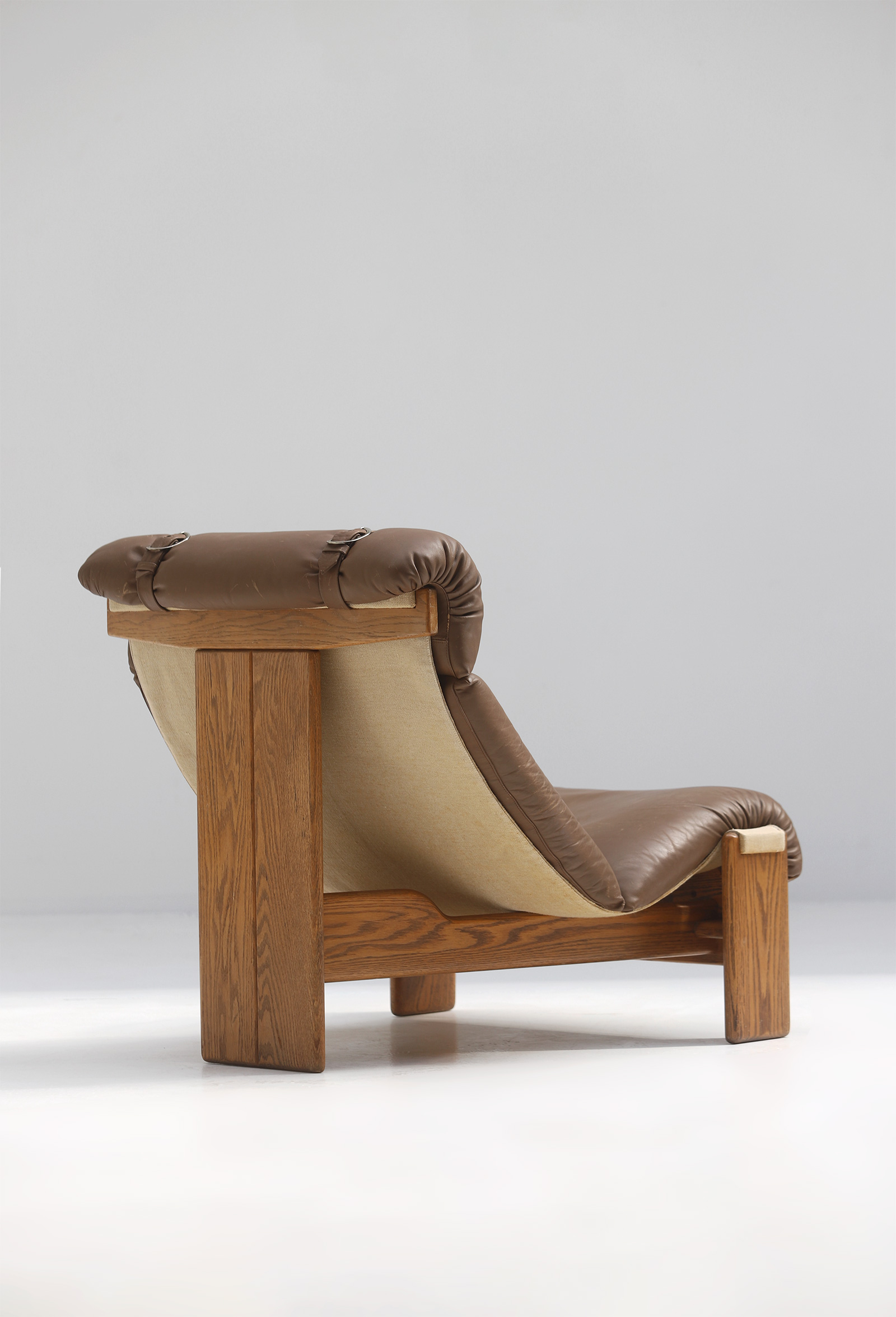 Set of 5 sling chairs 1970simage 8