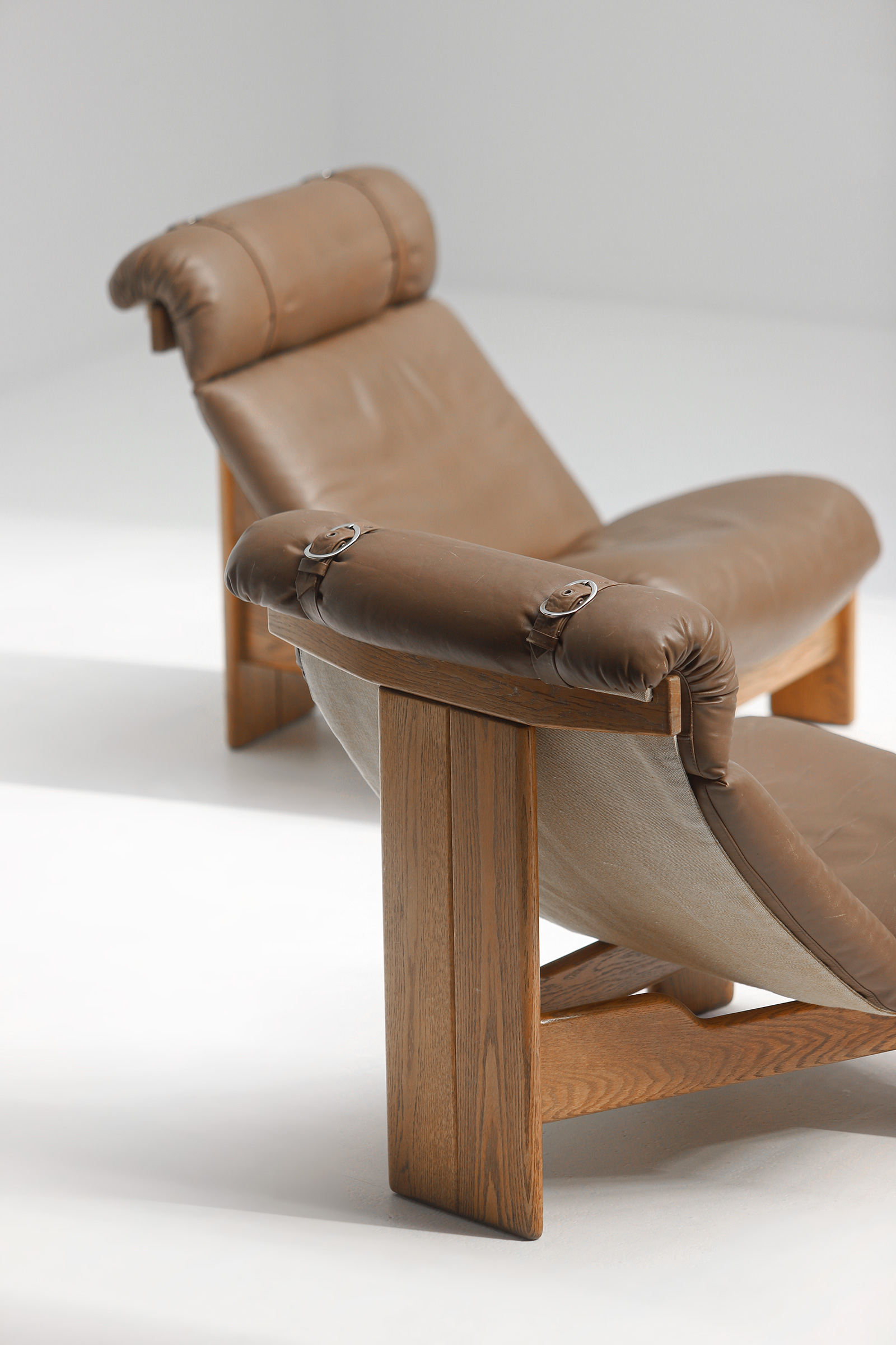 Set of 5 sling chairs 1970simage 4