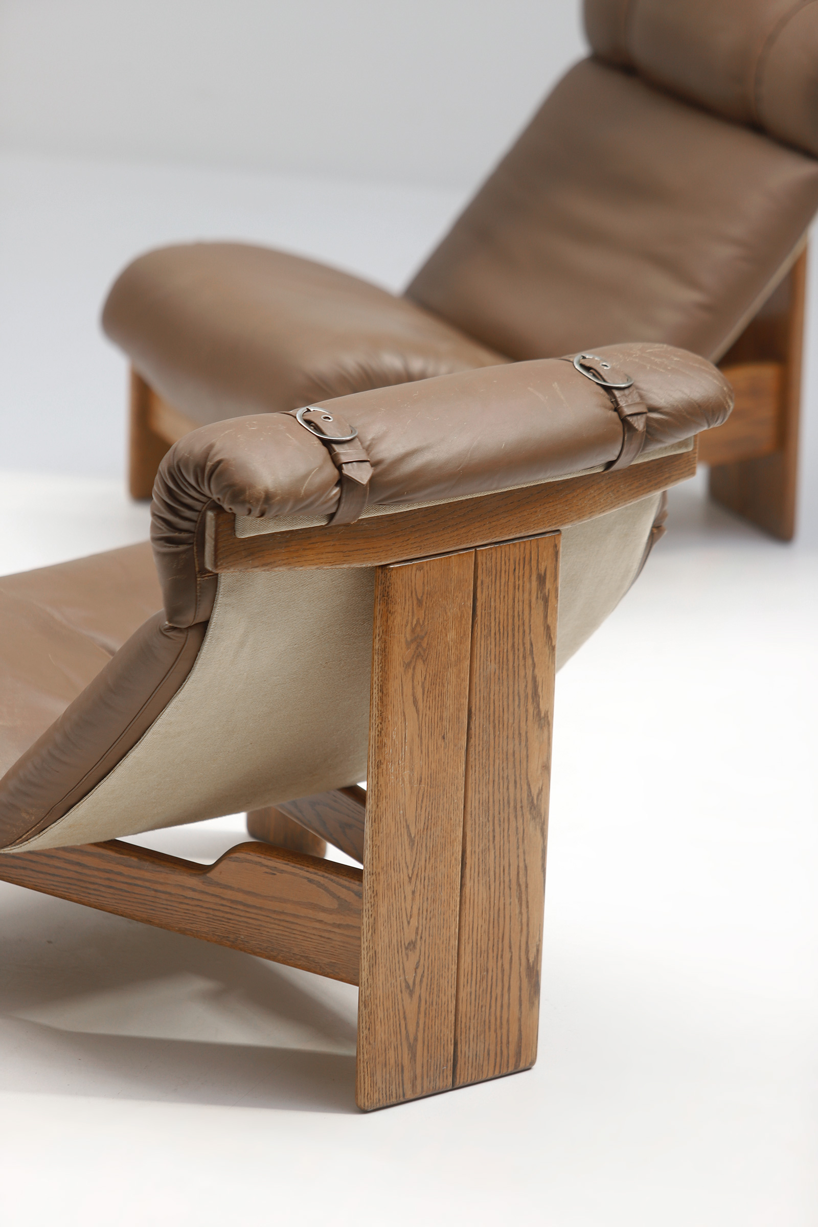 Set of 5 sling chairs 1970simage 6
