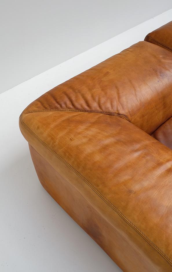 DURLET THREE SEAT SOFA MADE IN BELGIUM