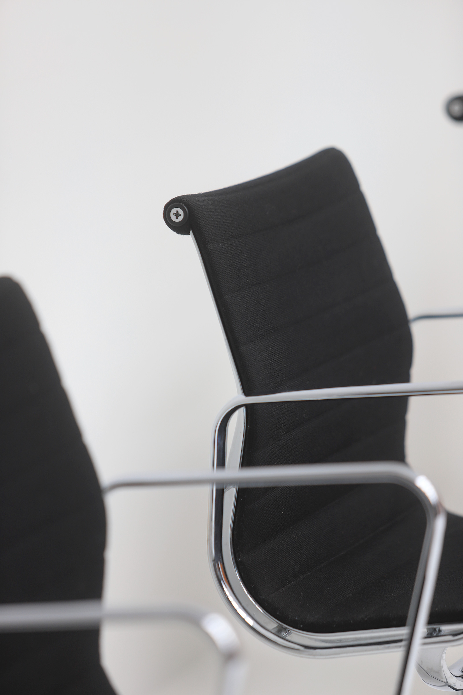 Set of Eames office chairs EA108image 11
