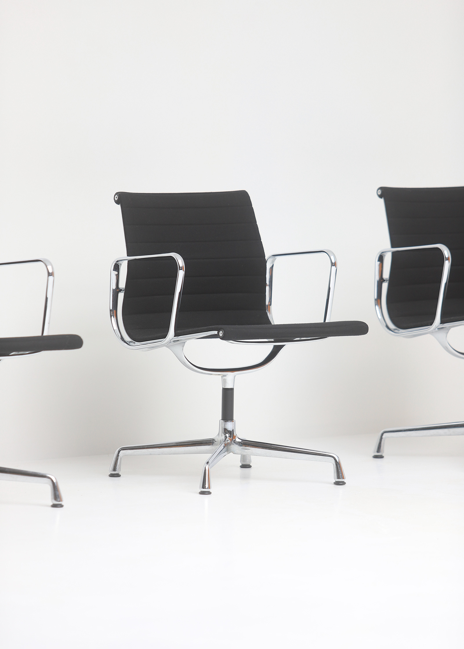 Set of Eames office chairs EA108image 2