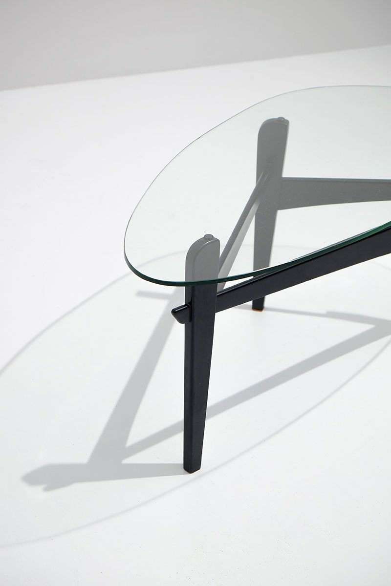 Emiel Veranneman Osaka Coffee table 1955