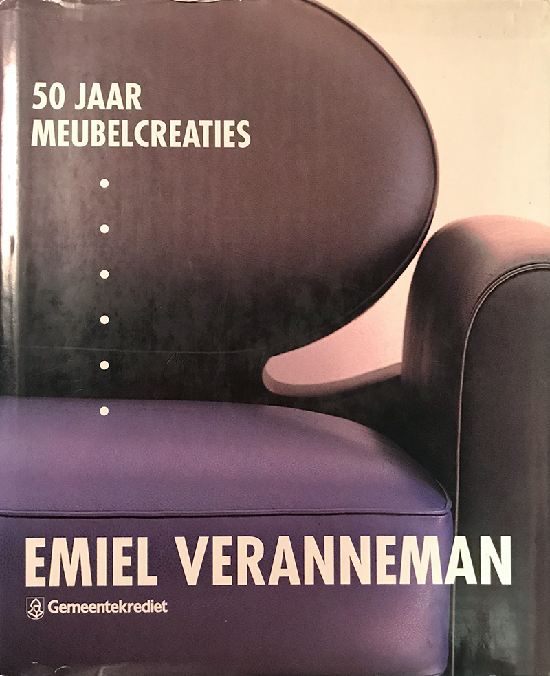 Emiel Veranneman sideboard 1955