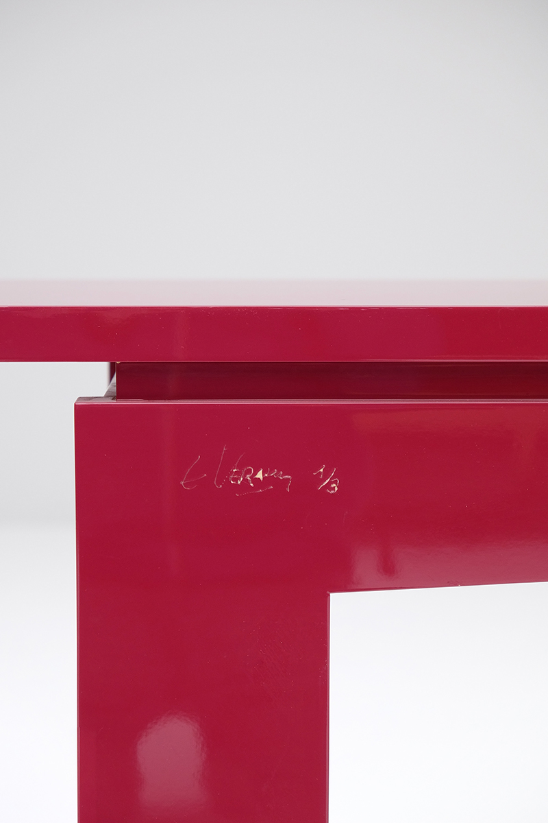 Emiel Veranneman Console Signed and Numbered