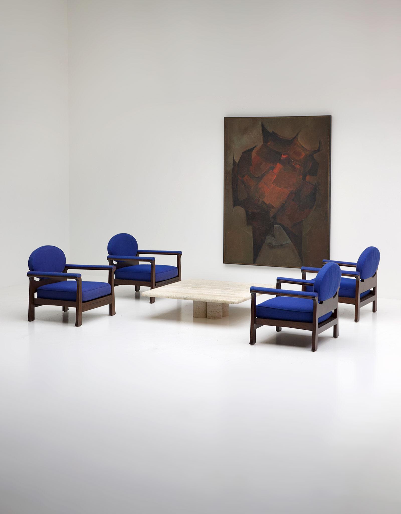 Emiel Veranneman Osaka, Chairs 1968image 2