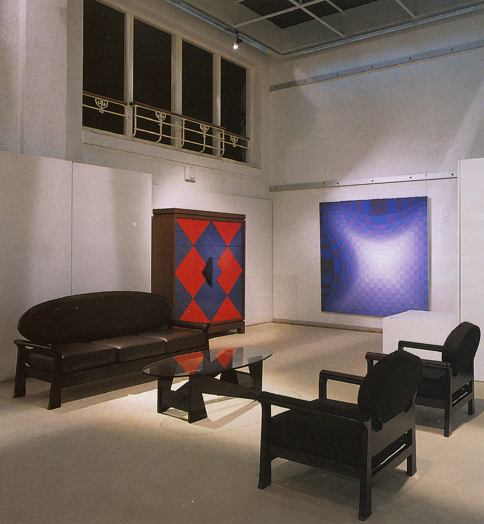 Emiel Veranneman Osaka, Chairs 1968image 11