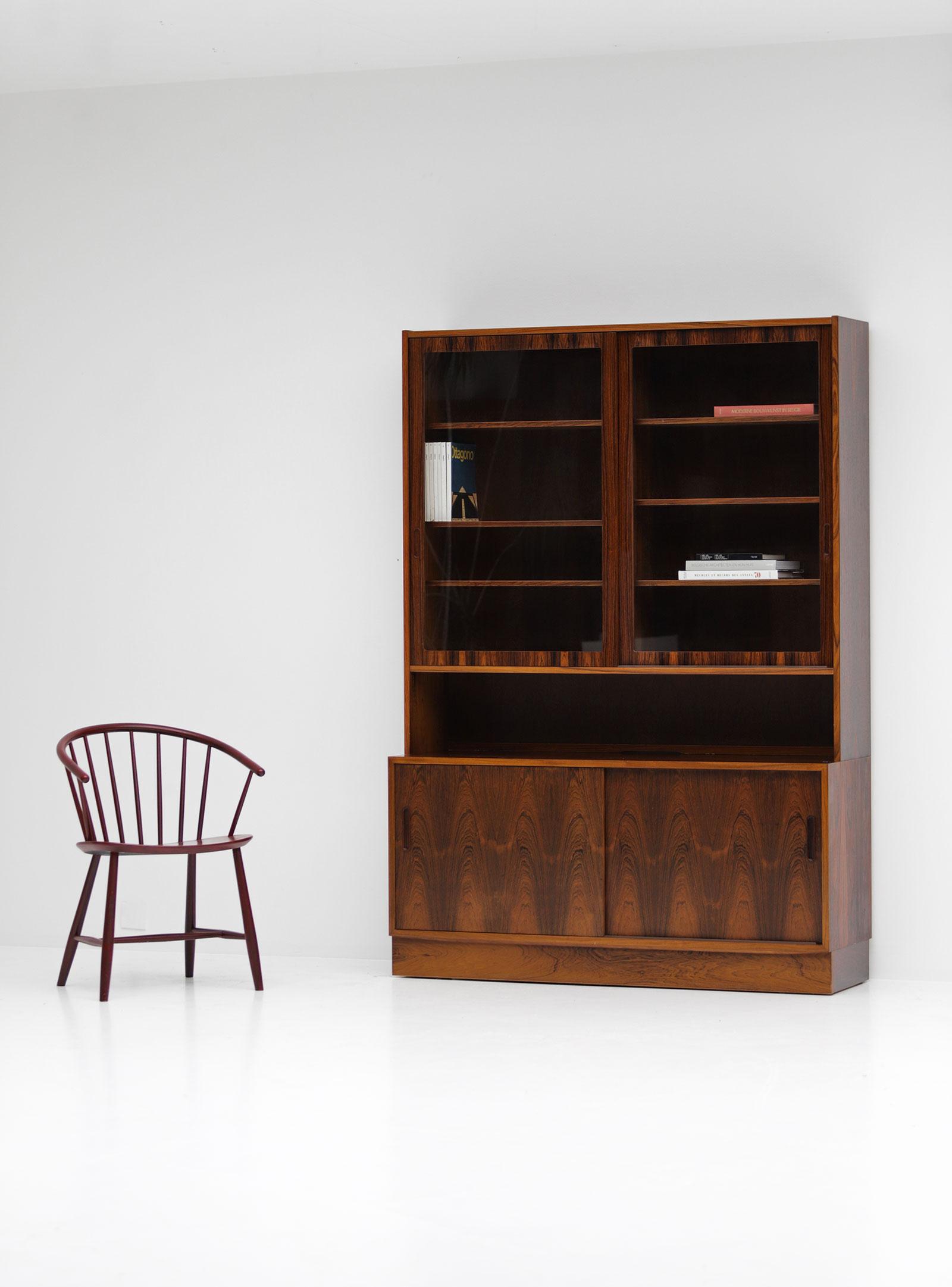 cabinet by Erik Brouer for Mobelfabrik 1960image 1