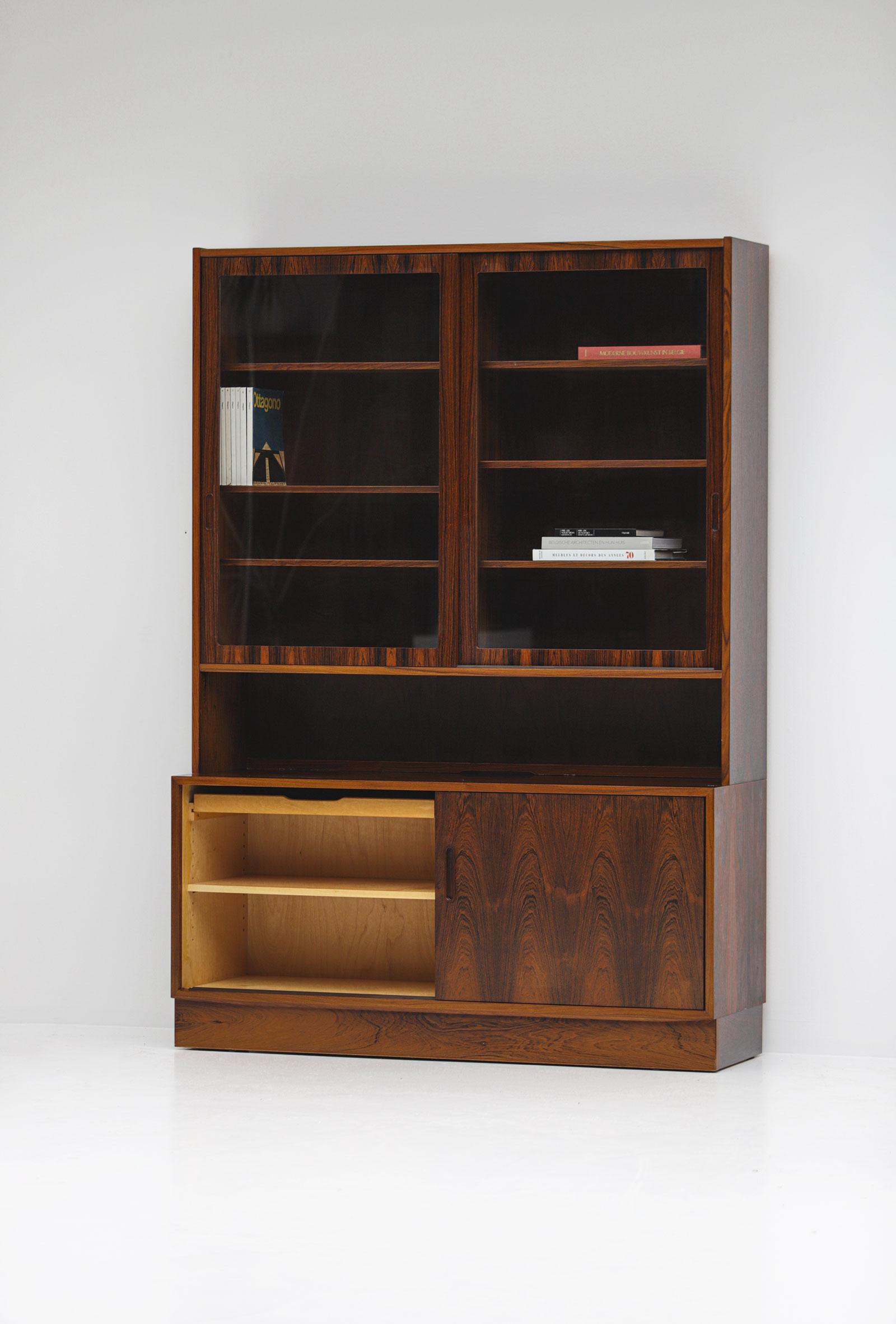 cabinet by Erik Brouer for Mobelfabrik 1960image 4