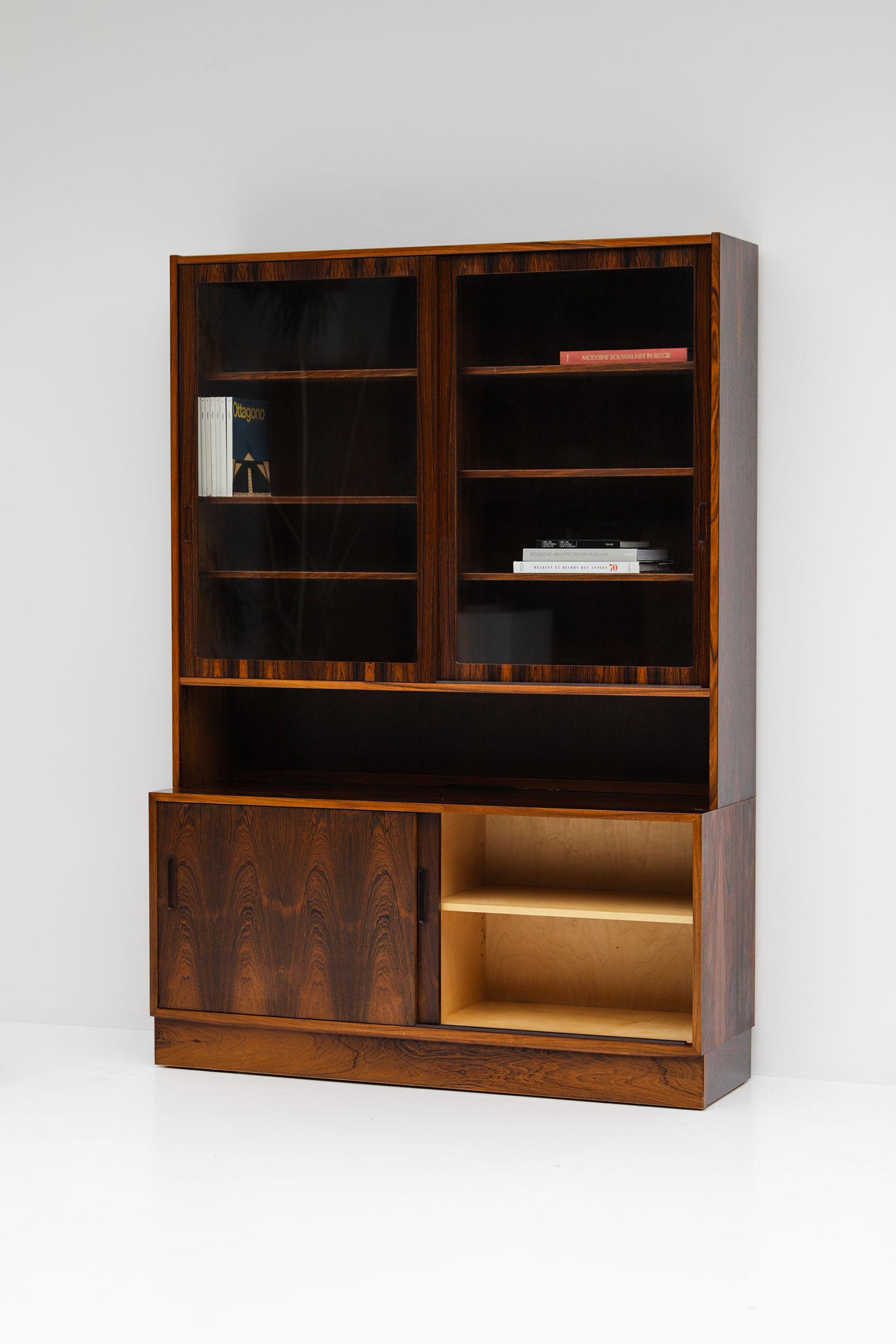 cabinet by Erik Brouer for Mobelfabrik 1960image 3