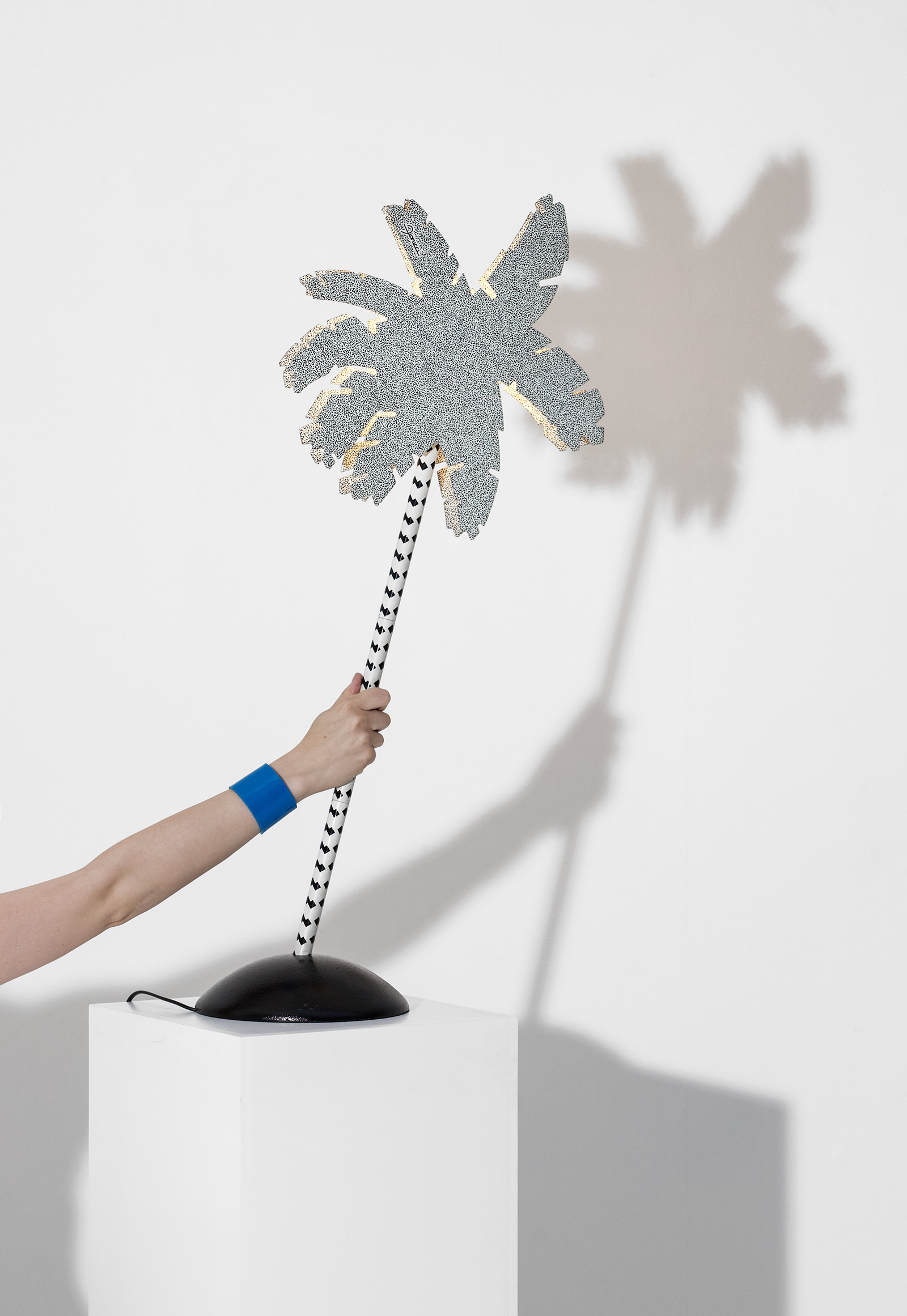 Fiorucci Palm Tree Table Lampimage 12